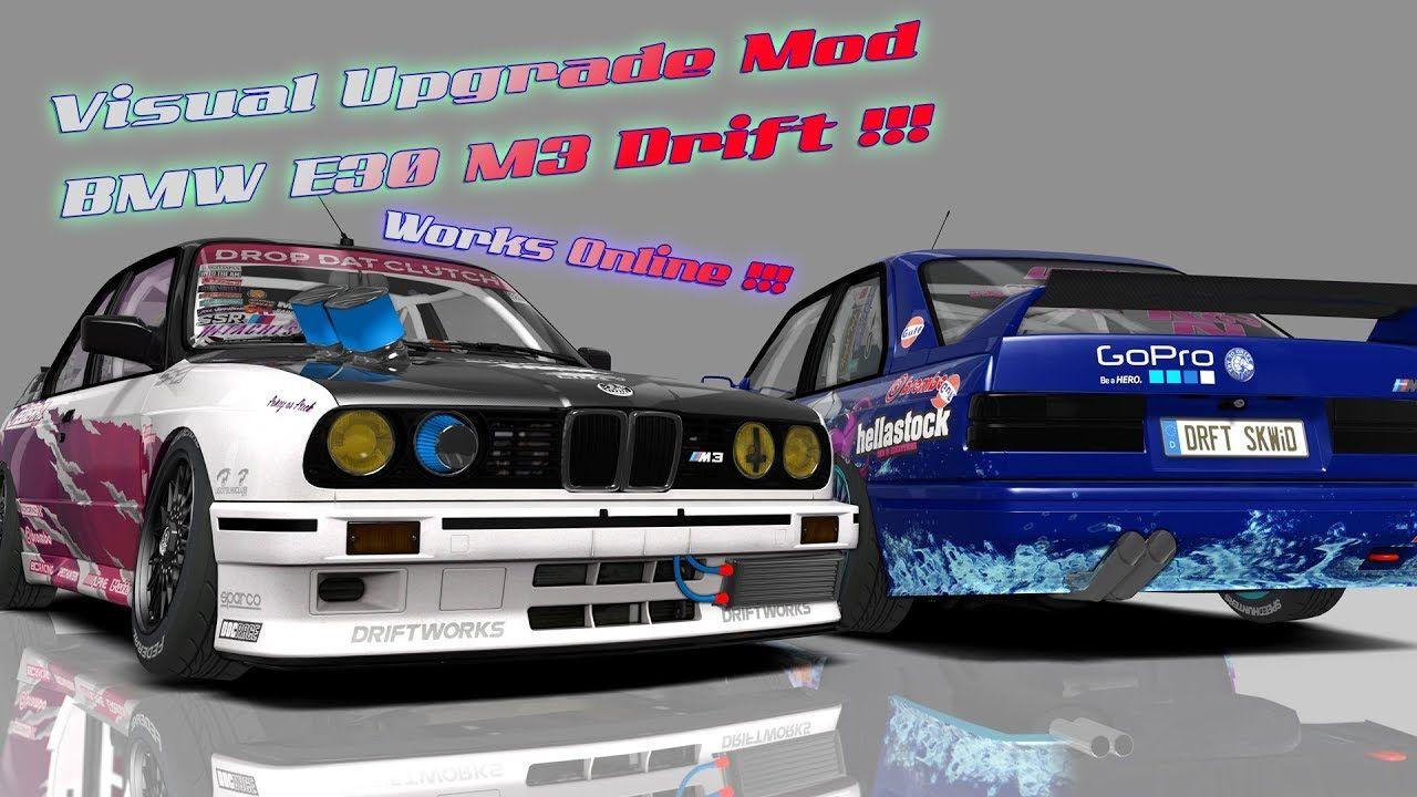 Assetto Corsa | Assetto Corsa Drifting | Bmw e30 m3, Bmw e30