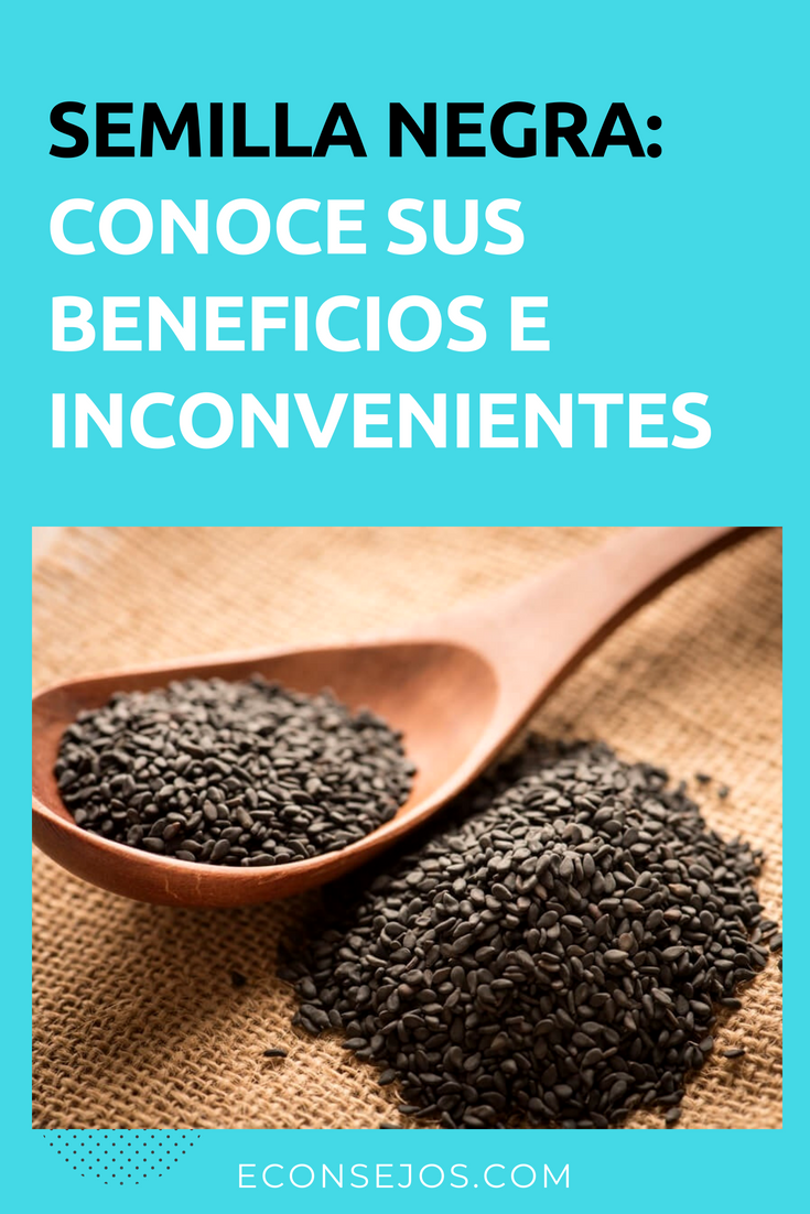 beneficios de salud de semilla negra para la diabetes