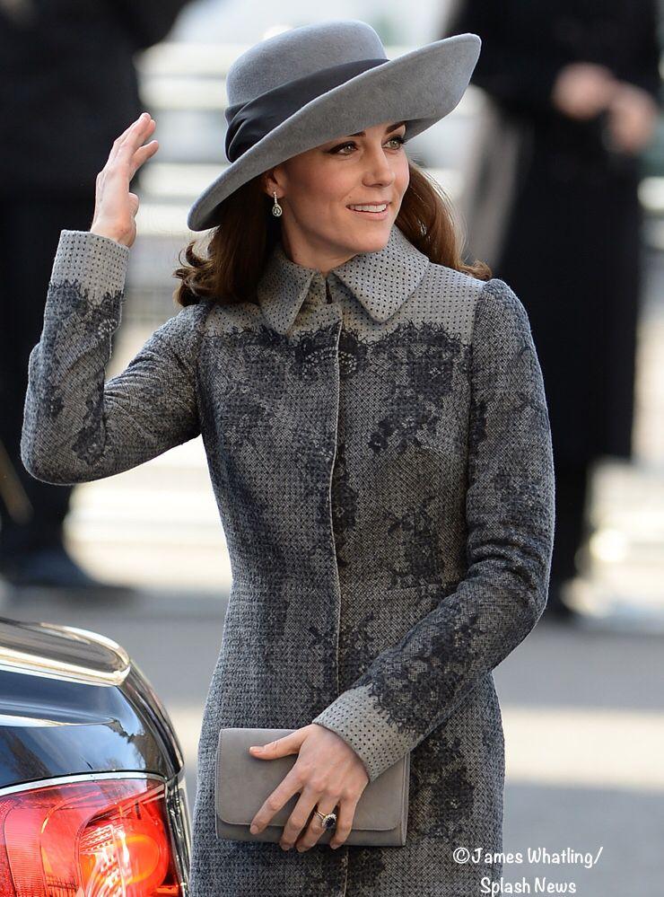 Duchess of Cambridge. March 14, 2016.