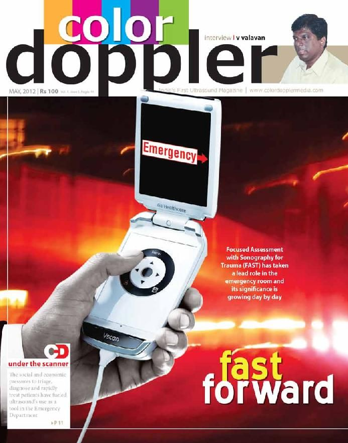 Color Doppler  Magazine - Buy, Subscribe, Download and Read Color Doppler on your iPad, iPhone, iPod Touch, Android and on the web only through Magzter