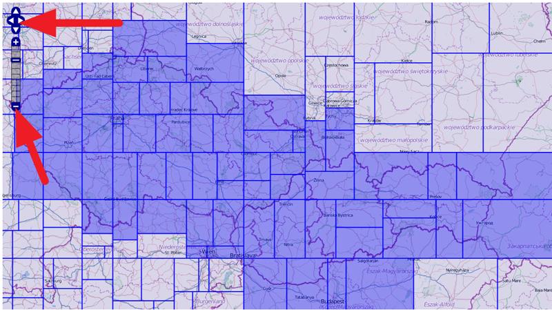 mapa srbije za garmin Besplatna GPS Mapa Srbije i Evrope za sve modele Garmin navigacija  mapa srbije za garmin