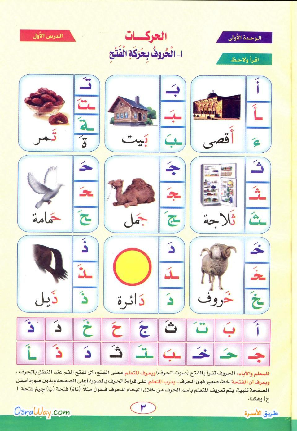 Nour Al Bayan New Book With Colors High Qualtiy Pdf Osraway Com Abu Alhaytham Free Download Borrow And Streaming Internet Archive Classroom Signs Baby Cartoon Characters First Grade Worksheets