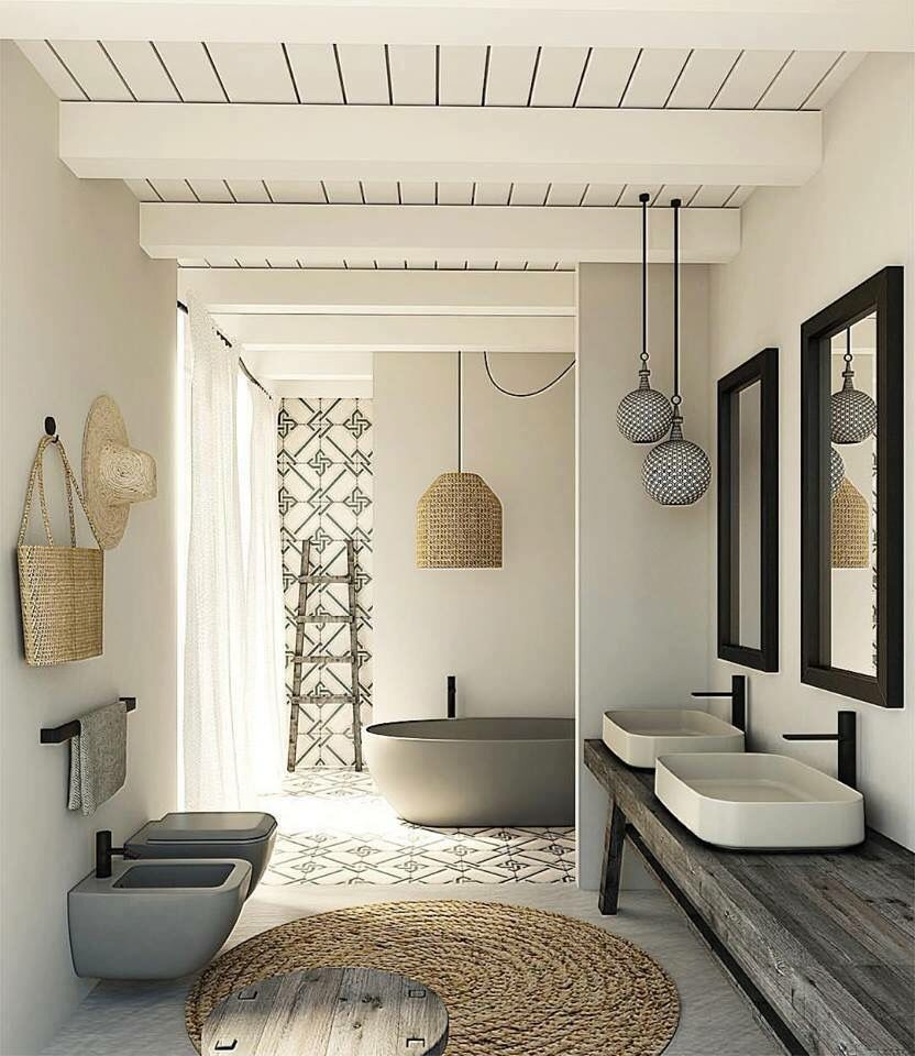 Pin by Tugce Tuncel on dekorasyon | Pinterest | Interiors, Bath and ...