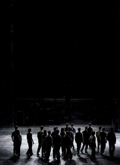 Πουθενά (Εθνικό Θέατρο / 2009)