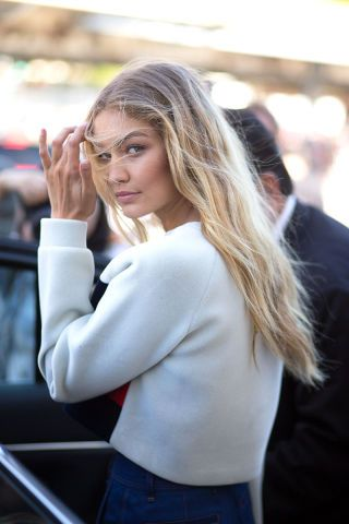 #Gigi #Hadid | Inspiration for #editorial #fashion #photographer #Drew #Denny #model #style #beauty #runway #victoria #secret #sportsillustrated #SIswim #pink #swimsuit #lingerie