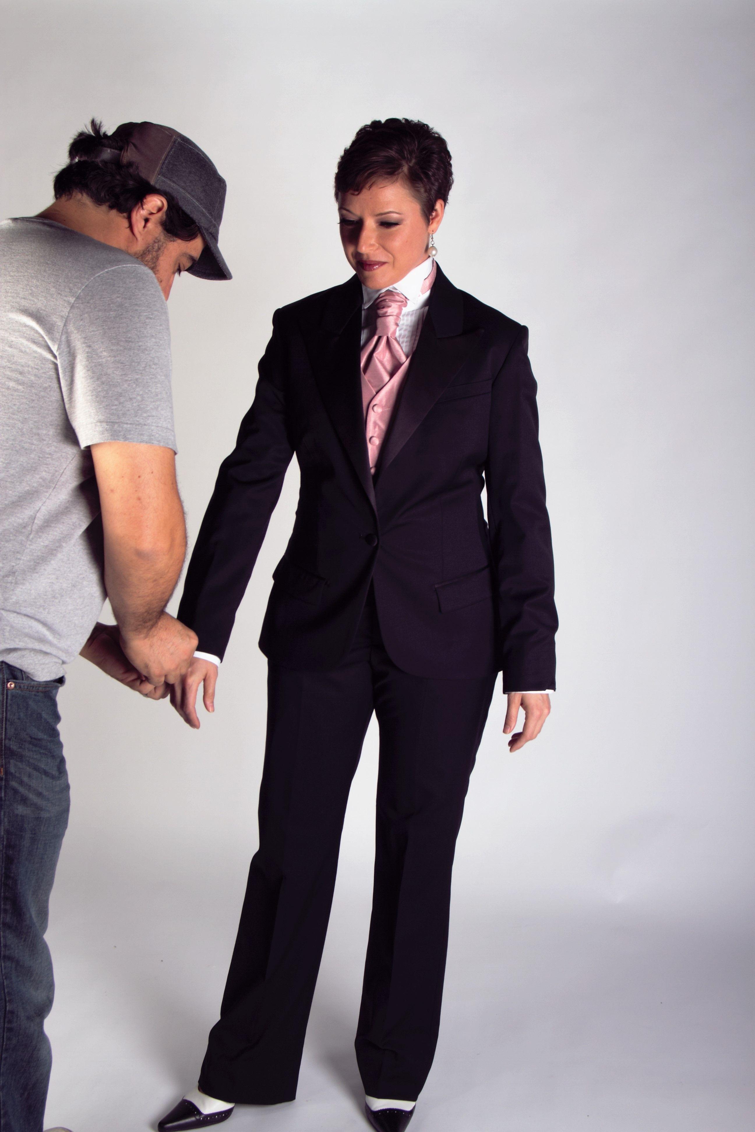 Beautiful Tuxedo for women | Wedding suits | Pinterest | Women ...