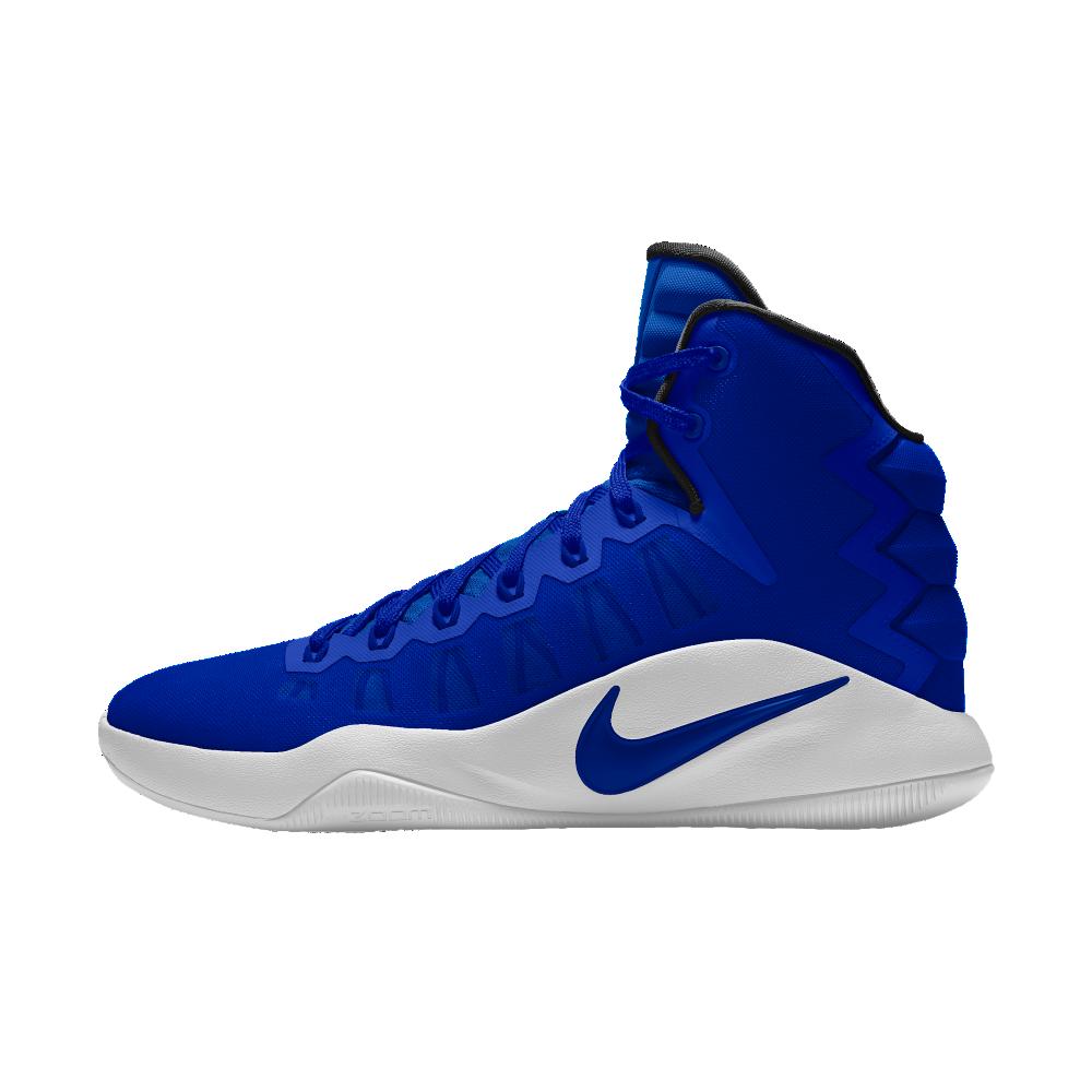 27043ff70dc Nike Hyperdunk 2016 iD Men s Basketball Shoe Size 11.5 (Blue ...