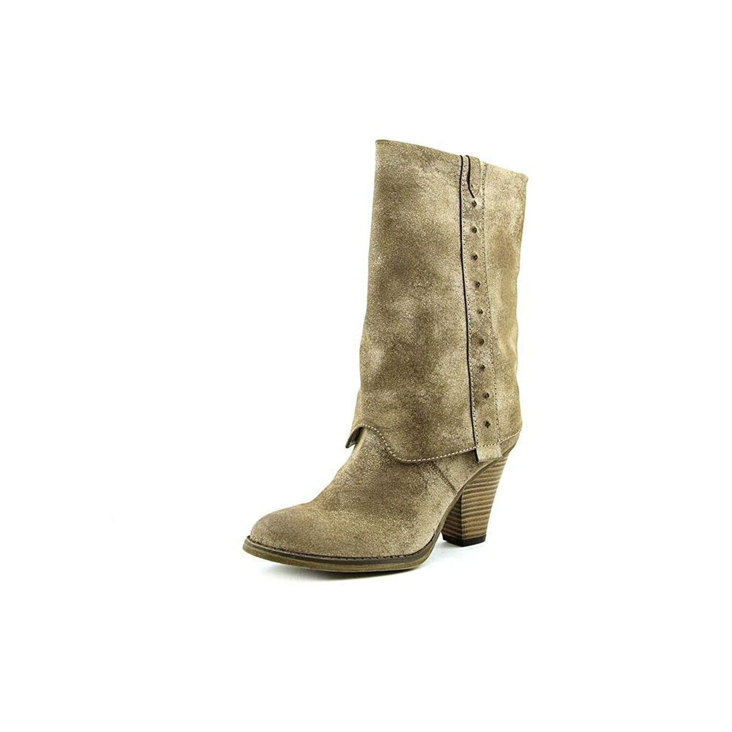 b4af931507 Mia Jeri Women Round Toe Synthetic Nude Mid Calf Boot     This is an Amazon  Affiliate link. Read more at the image link.
