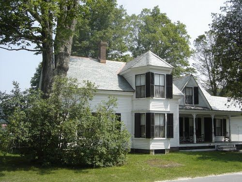 Calvin Coolidge Birthplace- Plymouth, Vt.