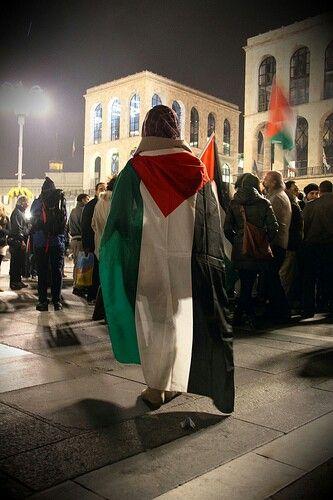 حرة حرة فلسطين FREE FREE PALESTINE. WE WILL ALWAYS STAND WITH YOU