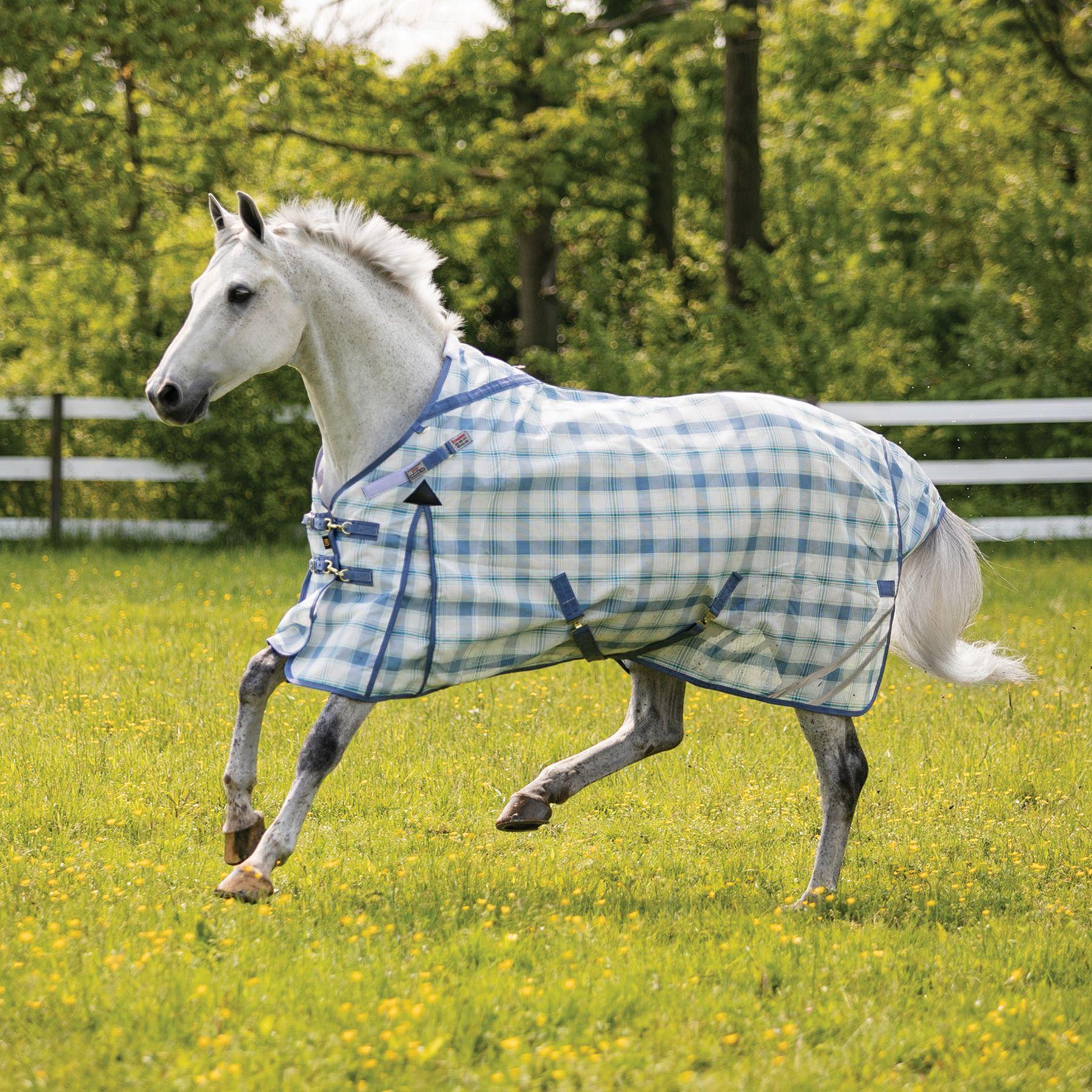 Dura Mesh Vtek Surcingle Fly Sheet Horsewear Durable Vinyl Breeds
