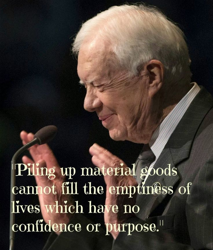 Famous Quotes About Life Insurance: Jimmy Carter, Jr. Quotes
