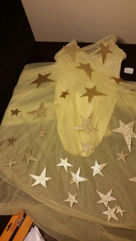 My diy shooting star costume diy stuff pinterest star costume my diy shooting star costume solutioingenieria Image collections