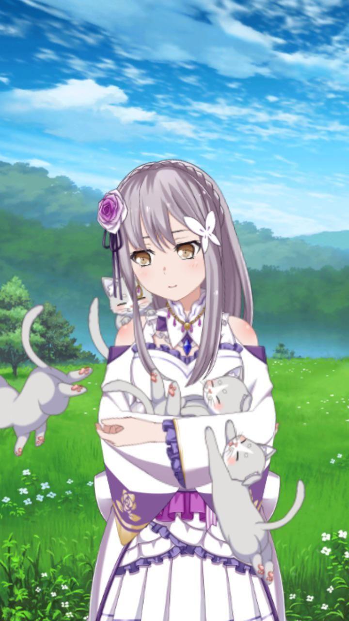 Using The Live2d Viewer On Bestdori Com I Made Yukina Take Care Of