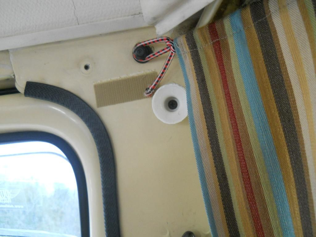 the samba westfalia curtains