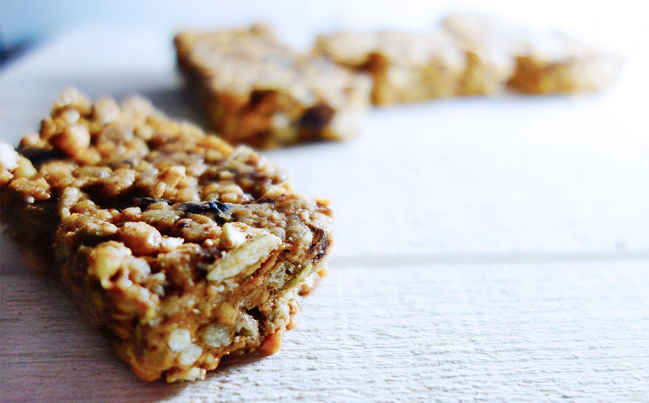 Sugar-Free Nutrition Bar with Sukrin Sesame Flour — Sukrin