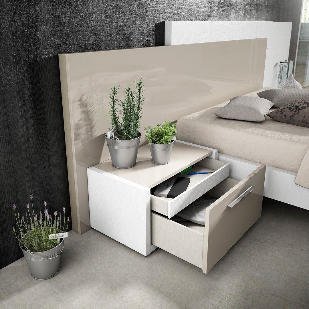Dormitorios modernos muebles felipe recamara - Muebles dormitorio moderno ...