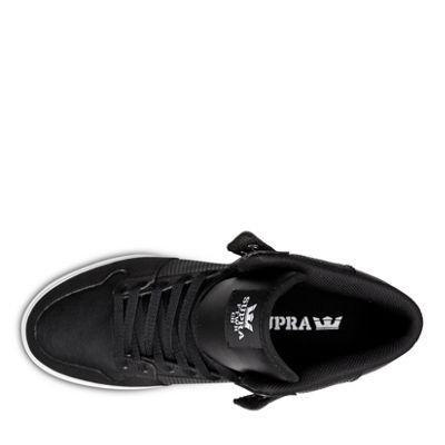 WOMENS VAIDER in BLACK - WHITE | SUPRA Footwear