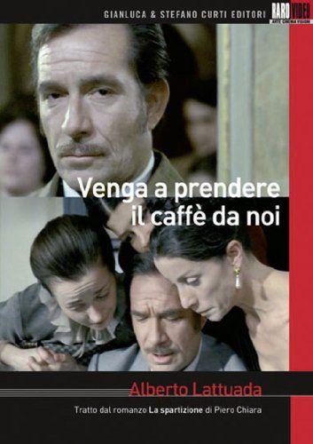 Venga a prendere il caffè da noi de Alberto LATTUADA (éd. Raro Video) (août 2015) (Amazon it)