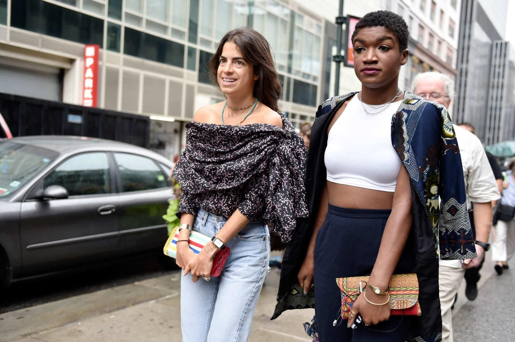 The Best Street Style of New York Fashion Week: Leandra Medine