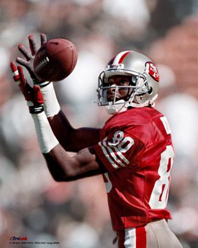 Jerry Rice Diving Catch