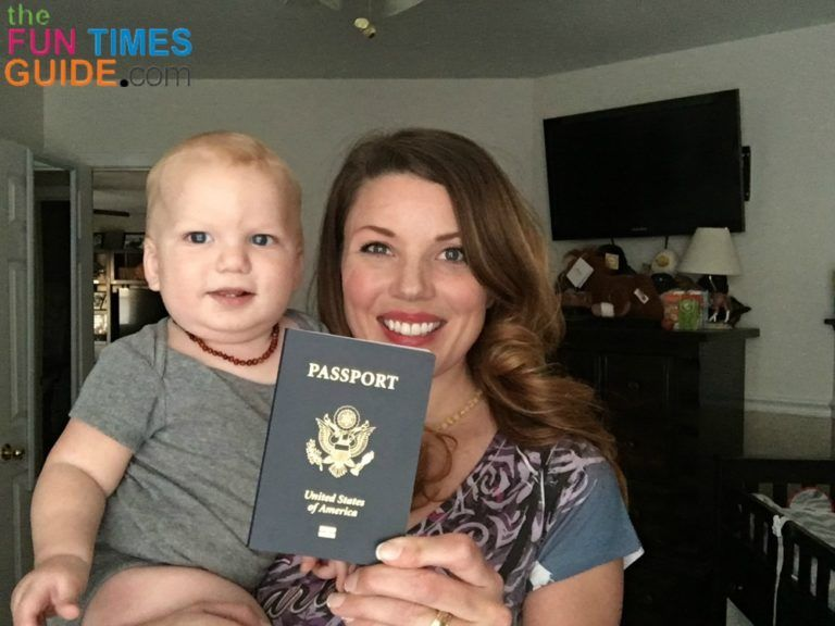 Baby's First Passport: Here's How To Get A U.S. Child ...