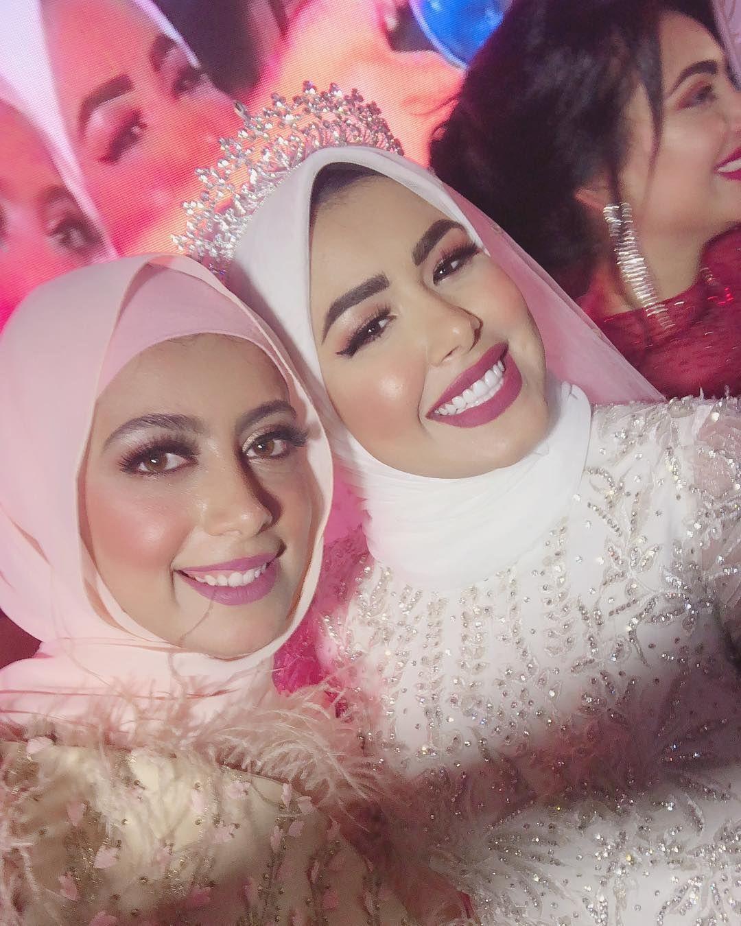 ع لا عبدالحميد On Instagram الله يسعد قلبك Marwahassan Fashion Hijab