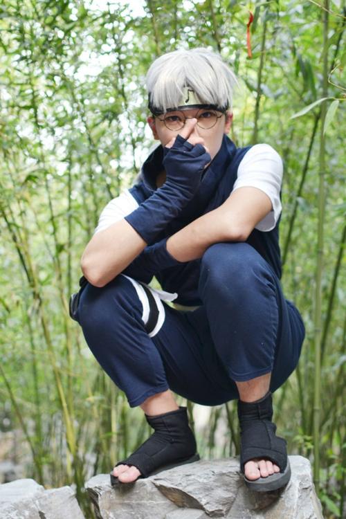 Photo of Sharingan Ninja