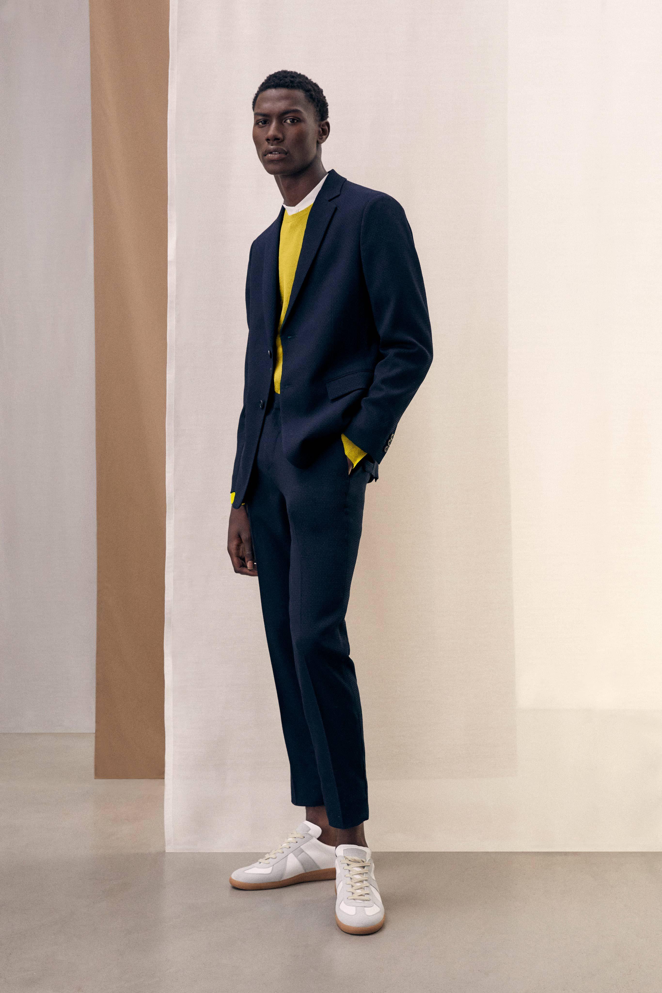 917a7722b9 Theory Men's Spring 2019 | MENS WEAR--2019 | Fashion, Menswear, Spring