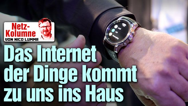 Das Internet der Dinge kommt zu uns ins Haus http://www.bild.de/geld/wirtschaft/internet/netzkolumne-lumma-internet-der-dinge-39243724.bild.html