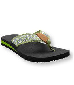 Love LLBean flip flops!