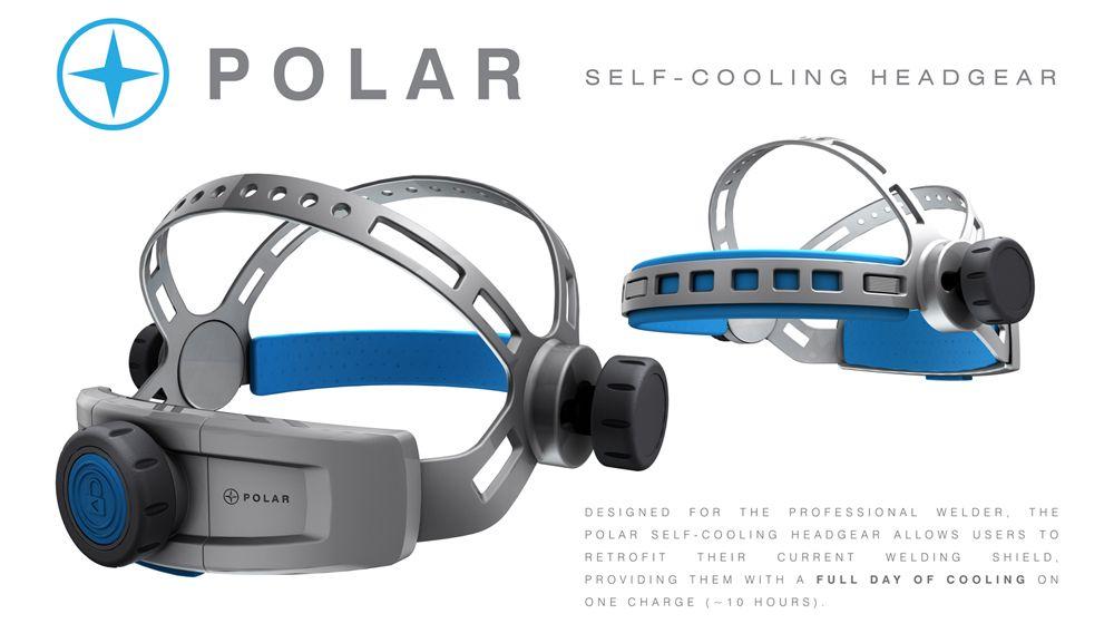 Polar Welding Helmet Cooling System Welding Helmet Welding Cool Stuff