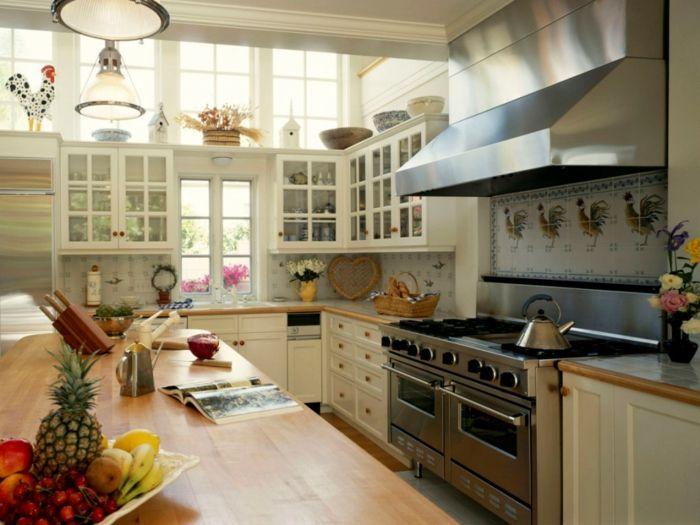 Küche Shabby 1001 ideen für küche shabby chic