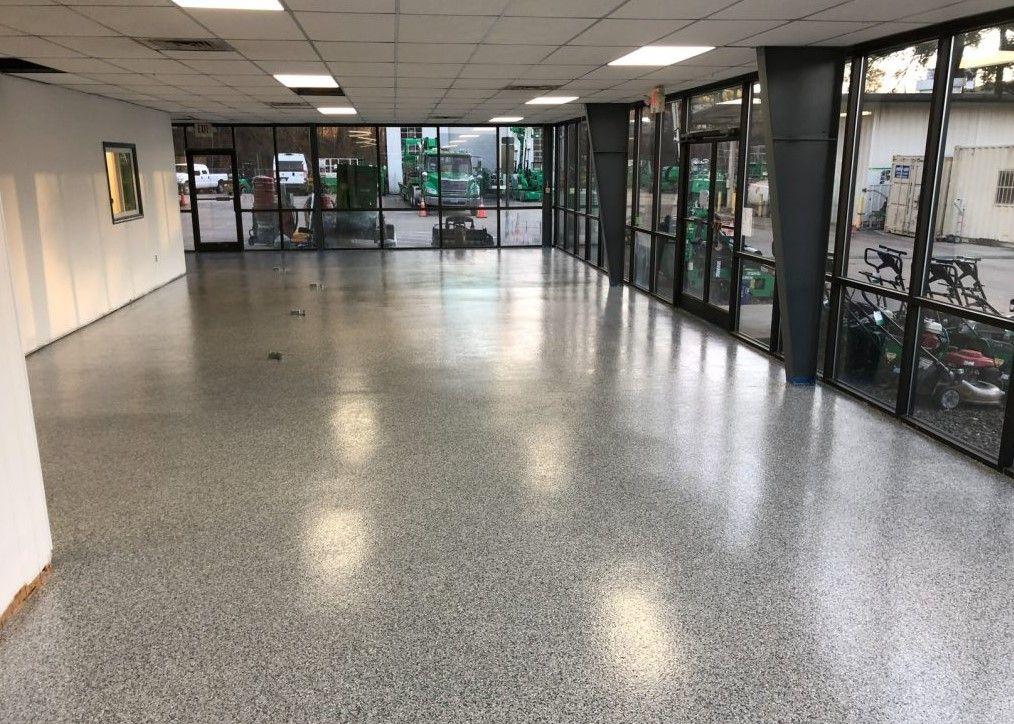 Extreme Industrial Coatings Epoxy floor, Resin driveway