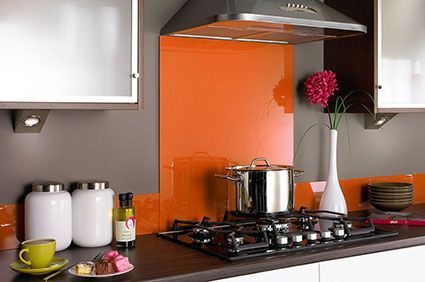 Splashbacks Impact Kitchen Splashbacks Home Colours Pinterest