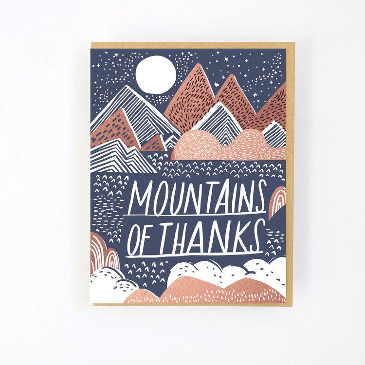 Pin by Megan Reinstein on Pretty paper Handmade thank