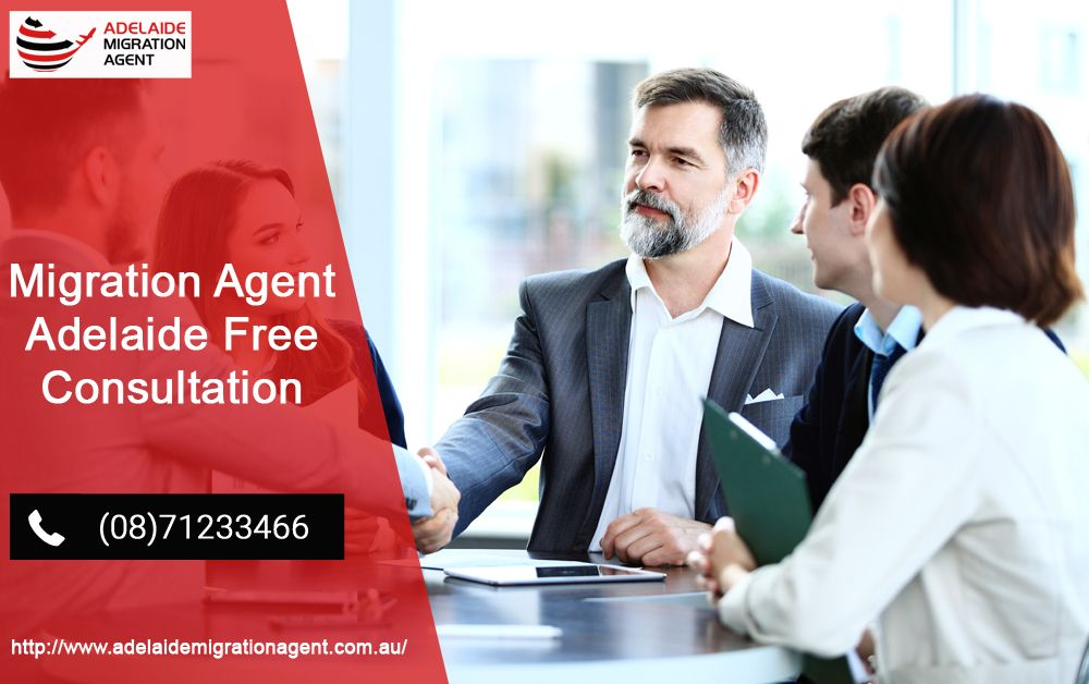 Migration Agent Adelaide free consultation where you will