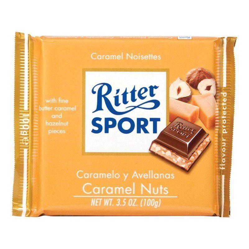 Ritter Sport Chocolate Bar White Chocolate 100g = 3.52oz