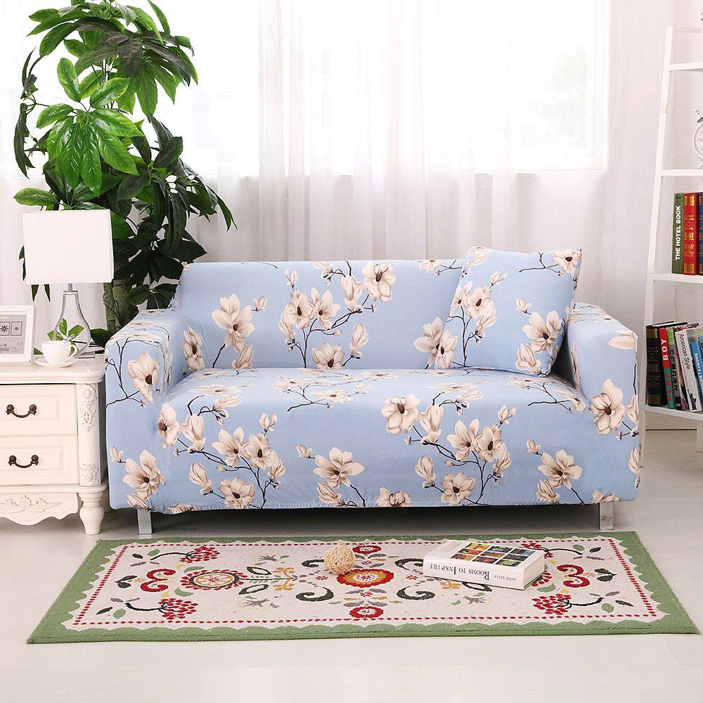 Stupendous Soft Spandex Elastic Full Sofa Cover Sofa Slipcover Single Machost Co Dining Chair Design Ideas Machostcouk