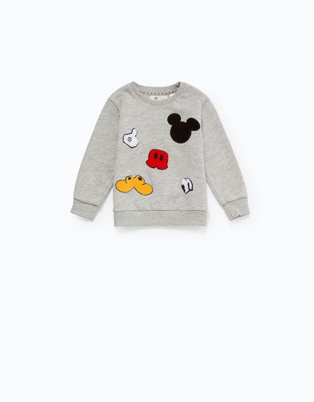 Jersey Print Bordado Disney Sudaderas Baby Boy Kids Lefties Espana Ropa Para Ninos Varones Ropa Para Ninas Sudaderas
