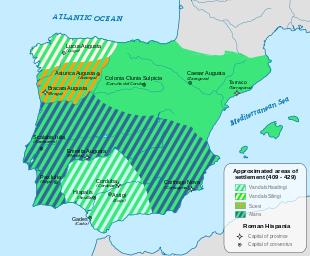 Cartina Spagna Antica.Spagna Romana Wikipedia Storia Medievale Spagna Mappe