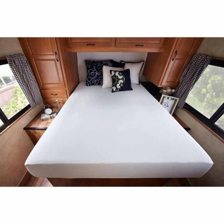 Home Rv Mattress Camper Mattress Remodeled Campers