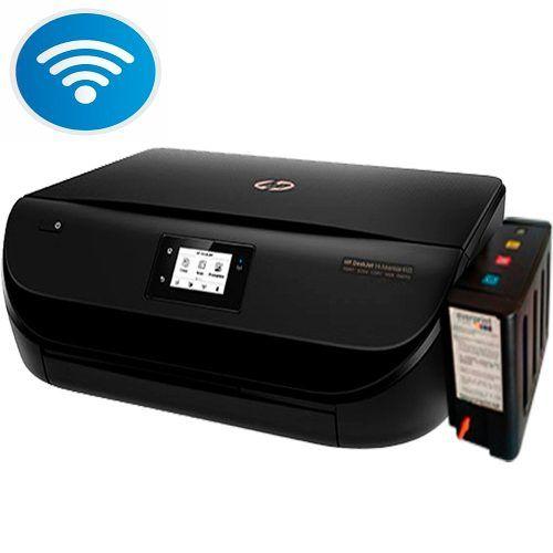 Impresora Multifuncional Hp 4535 Sistema Tinta Continua