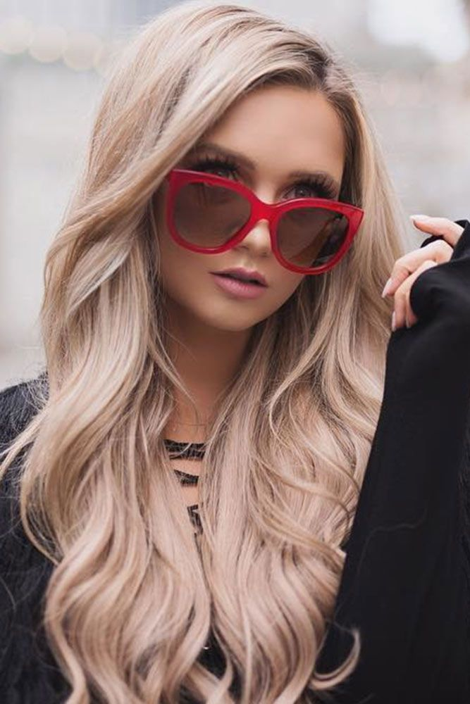 28 Flirty Blonde Hair Colors To Try In 2018 Ladies Picture White