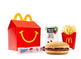 The 10 Healthiest Menu Items Of 2011 Happy Meal Mcdonalds Calories Happy Meal Mcdonalds