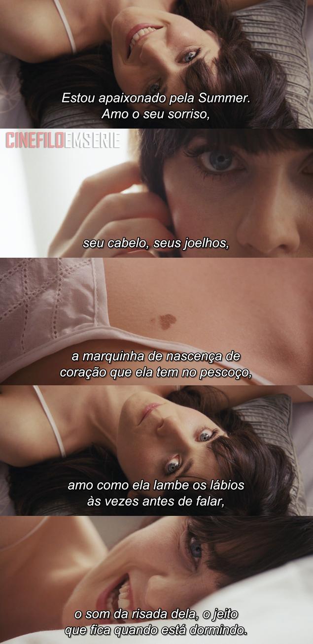 500 Dias Com Ela 2009 Best Pinterest Cine Frases E Poemas