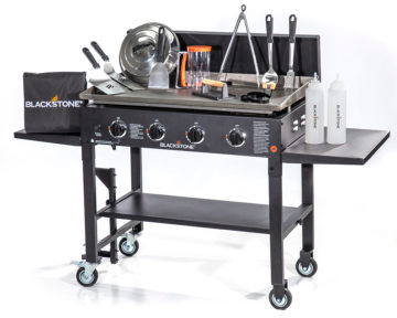 Blackstone Outdoor Cooking Products And Accessories Complete