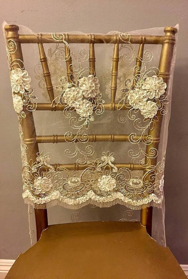 Chair Covers Bulk Buy Cheap And Tablecloths Wedding Lace 50 Embroidered Bridal Full Length Decor