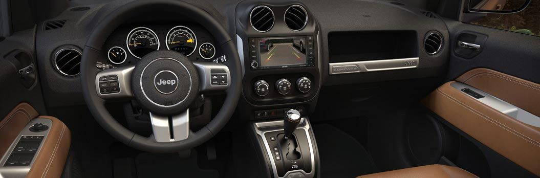 Jeep 2014 COMPASS SPORT Intérieur | Jeep 2014 COMPASS SPORT ...