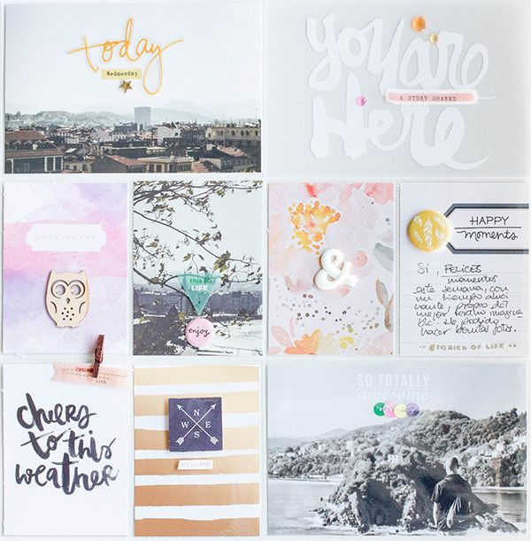 project life week 9 right by marivi at @studio_calico